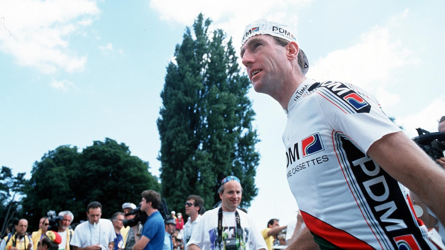 Chris McCormack issues Lance Armstrong a challenge