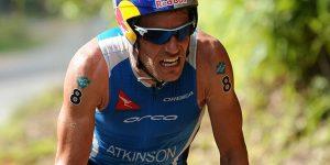 Atkinson takes Ironman 70.3 Cairns