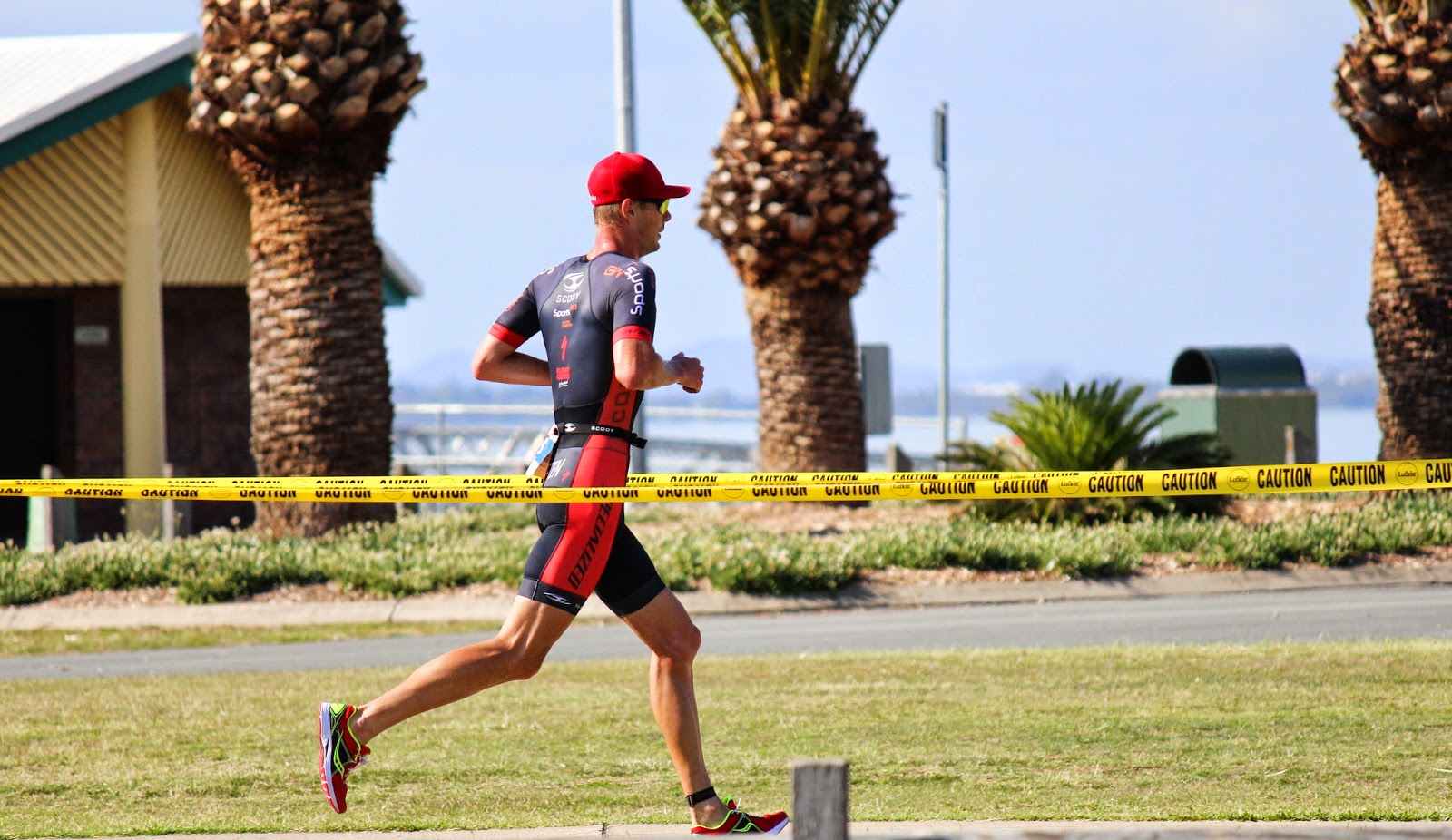 Atkinson takes Ironman 70.3 Cairns