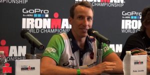Pete Jacobs – Kona 2013 Press Conference Highlights